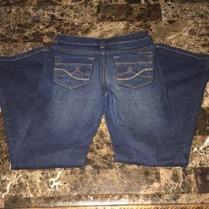 DKNY jeans.